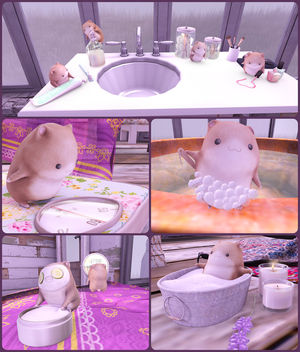 So Much For My Spa Day Collage - image gratuit #298275