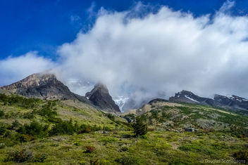 Mountains and Clouds - Kostenloses image #298985
