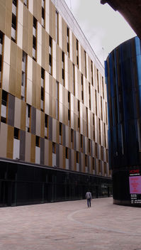 HOME - the new home for the Corner House & the Library Theatre, Manchester, England - Kostenloses image #299905