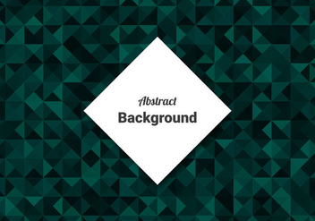 Free Polygonal Background Vector - vector gratuit #301505