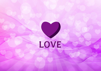 Love background - Free vector #301525