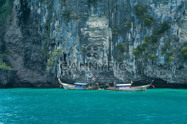 two fishing boats on Andaman islands - Free image #301675