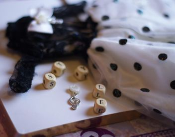 Doll dress still life - image #302525 gratis