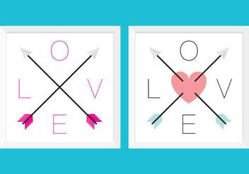 Love Design Vectors - Free vector #302615