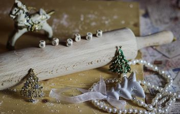 Christmas tree decoration - image #302755 gratis