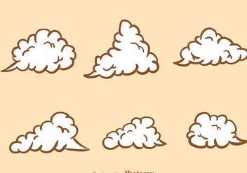 Dust Cloud Effect - vector #303535 gratis