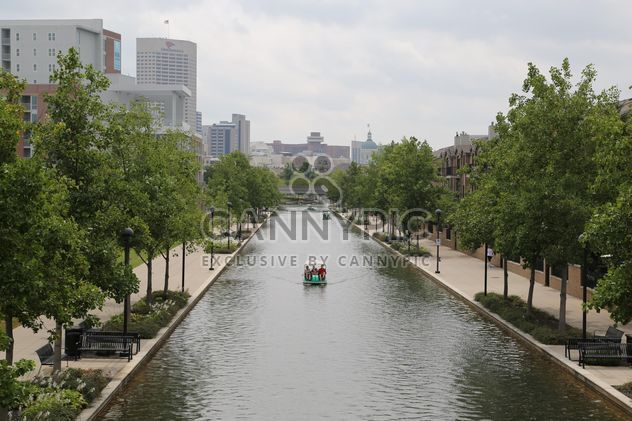 Indianapolis Canal - бесплатный image #304475