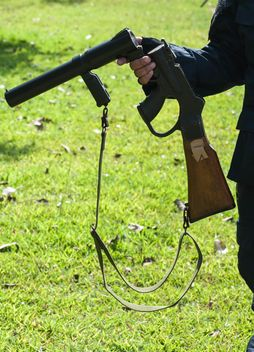 Police training rifle - Free image #304595
