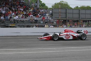 Mario Moraes racing at Indy - image gratuit #304775