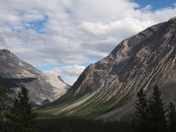 Sloping mountains - Kostenloses image #305285
