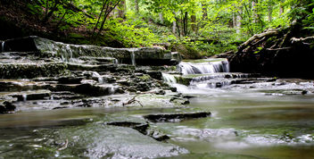 Small Waterfalls - Free image #306865