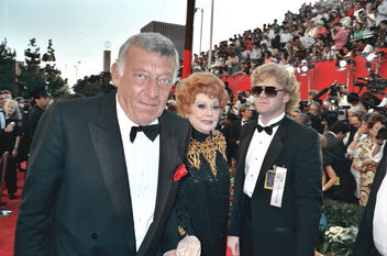 One of the last photographs of Lucille Ball - image #307645 gratis