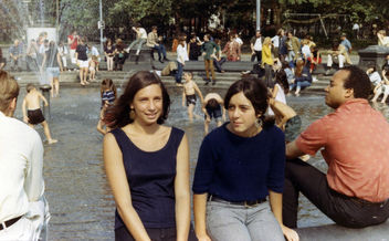 1960s clothing styles, New York City, 1967 - Free image #307845