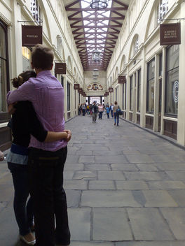 Couple in Covent Garden - image gratuit #308115