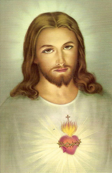 Sacred Heart of Jesus - Kostenloses image #308235