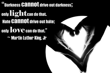 Love conquers Darkness - Free image #308605