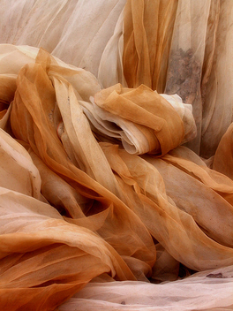 Sand on Netting - image gratuit #310225