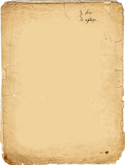 Old Paper Texture - Free image #311125