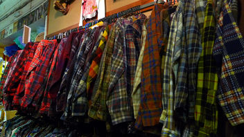 Too Much Plaid - Free image #314335