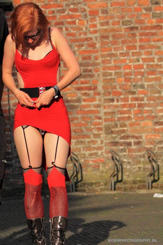 IMG_2580 Red dress - Kostenloses image #314465