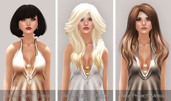 Alice Project for Hair Fair 2013 - Part 1 - Kostenloses image #315685