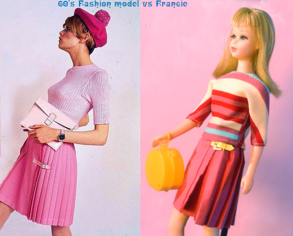 60s Model vs Francie - Free image #316235