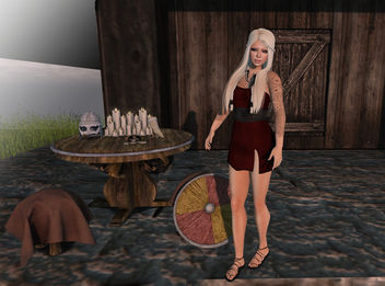 Daughter of Odin - image gratuit #316585