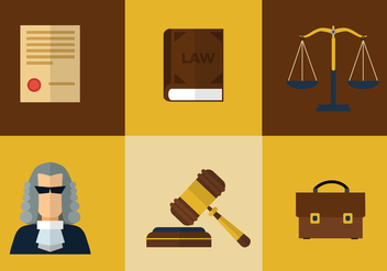 FREE LAW PEOPLE VECTOR - бесплатный vector #317705