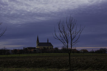 Vsechovice Church - image #318245 gratis