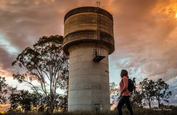 Milf Water Tower - image gratuit #318555
