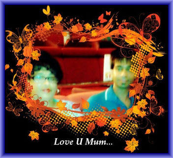 Love You Mum - image gratuit #318915
