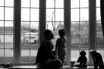 Mommy and toddler - image #320865 gratis