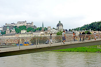Austria-00236 - Love Locks..... - image gratuit #320895
