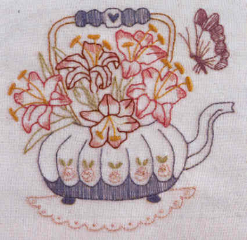 Embroidery patterns - Kostenloses image #321095