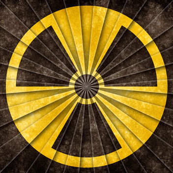 Nuclear Grunge Symbol - Kostenloses image #321125