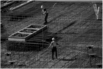 men at work - image #321245 gratis