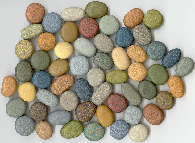 River Rock Beads: All - Free image #322485