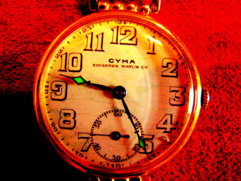textured watch - Free image #322755