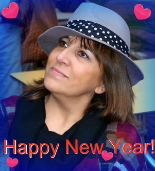 Happy New Year my Dear Friends - image gratuit #323625