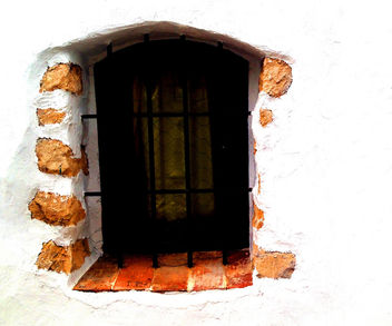 iPhone Altea Window # Spain #dailyshoot #Altea - image gratuit #324015