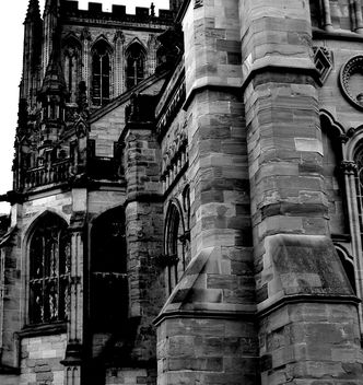 Hereford Cathedral Detail #leshainesimages #dailyshoot - image gratuit #324075