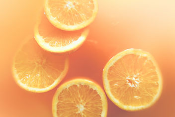 Orange Punch - image gratuit #326385