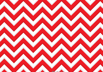 Red And White Zig Zag Background - Kostenloses vector #326755