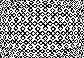 Black And White Convex Pattern - Kostenloses vector #327145