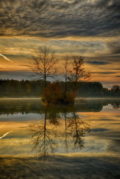 Morgens in Bayern... - image gratuit #327255
