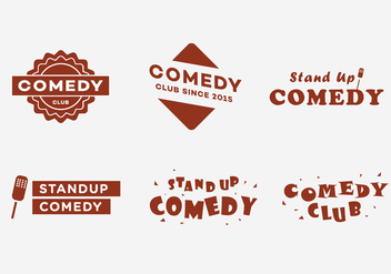 COMEDY CLUB FREE VECTOR - бесплатный vector #327375