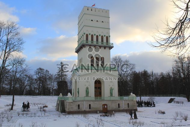 The White Tower, Tsarskoye Selo, Russia - бесплатный image #327755