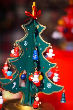 Christmastree decoration - image #327825 gratis