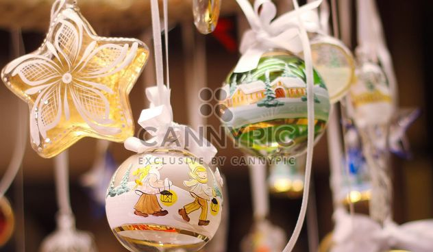 Christmastree decoration - Free image #327855