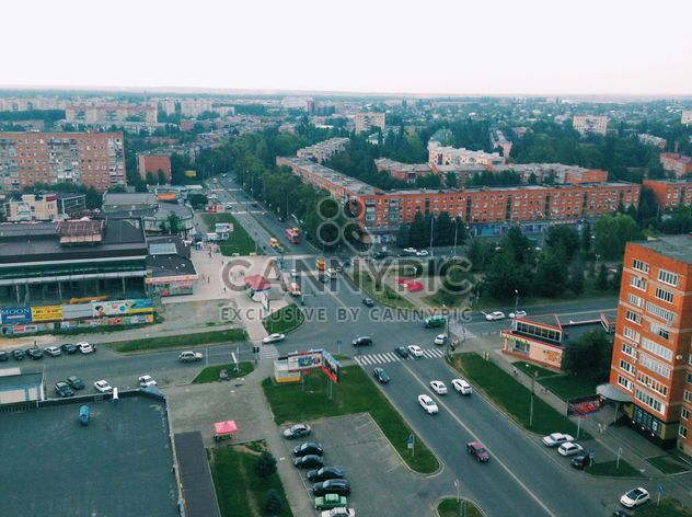 City Life in Maykop. Russia - image gratuit #328165